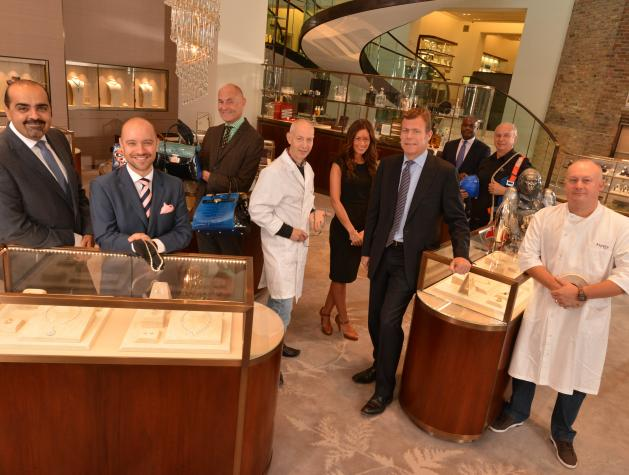 Inside Asprey:<br /> Luxury by Royal Appointment