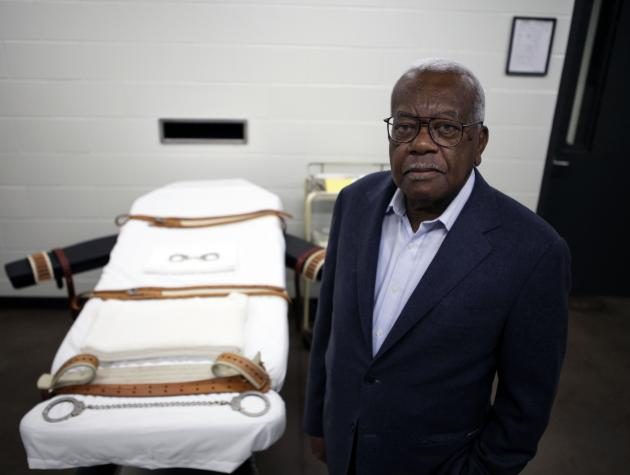 Death Row 2018 with Trevor McDonald