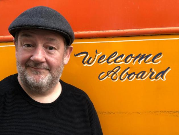 Johnny Vegas Glamping (w/t)
