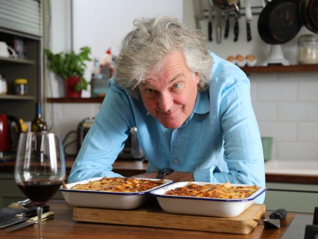 James May:<br /> Oh Cook!