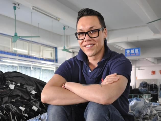 Gok Wan:<br /> Made in China