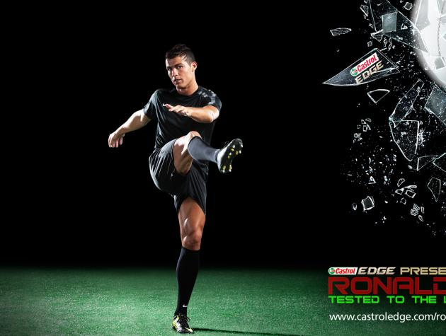 Castrol Edge Presents  Ronaldo Tested to the Limit